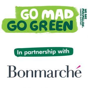 Bonmarche Supports Macmillan's 'Go Mad, Go Green Event'!