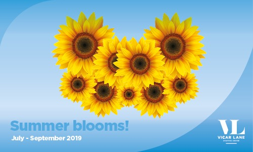 Summer blooms!