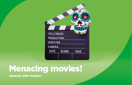 Menacing movies!